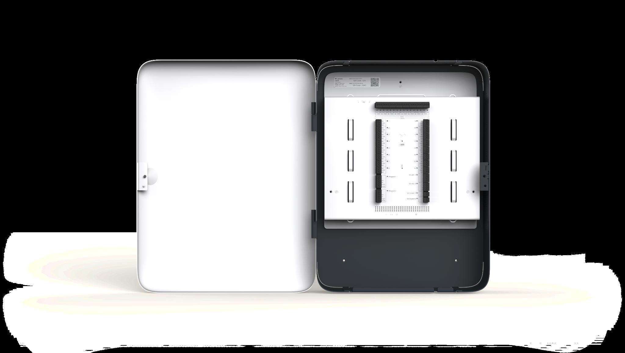 access control integrations - ax11 io controller